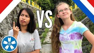 Gambar cover 10 Perbedaan Budaya INDONESIA vs Budaya AMERIKA SERIKAT