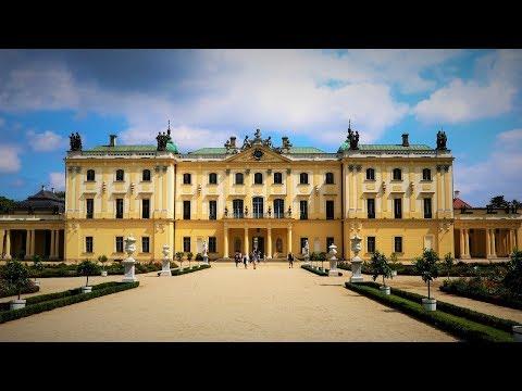 Белосток (Польша) - Дворец и исторический центр города