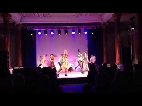 Bird College Manouche Showcase Theatre Move it 2014