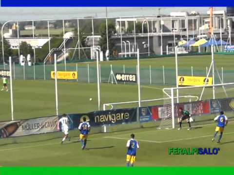 Preview video PARMA-FERALPISALO´ 3-1 (Amichevole Berretti)