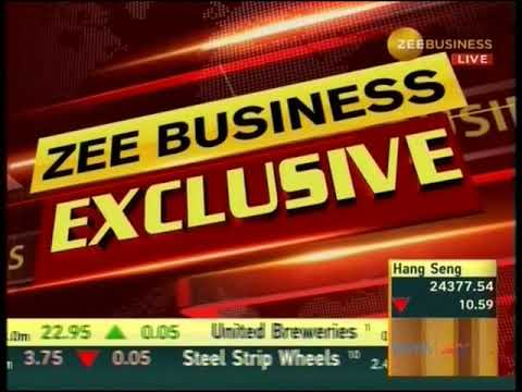 Mr. Praveer Sinha, Md & CEO, Tata Power talks to Zee Business News about Q4FY2020