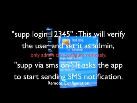 Video of SuppApp Lite