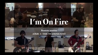 AMiR feat. THE SYAMISENIST 🔥 I'm On Fire 🔥