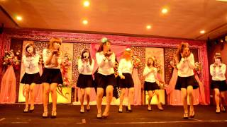 CherryBelle - Love is You Live @ Dragon Star Resto Surabaya