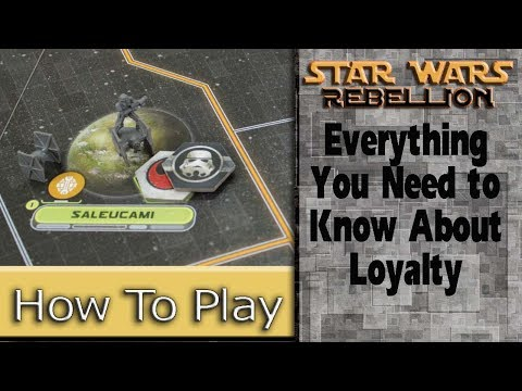 Loyalty: How to Play Star Wars: Rebellion, Part 10