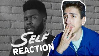 KHALID  SELF (AUDIO)|E2 Reacts