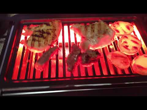 Phillips Indoor Smoke Less Grill with Infrared Technology