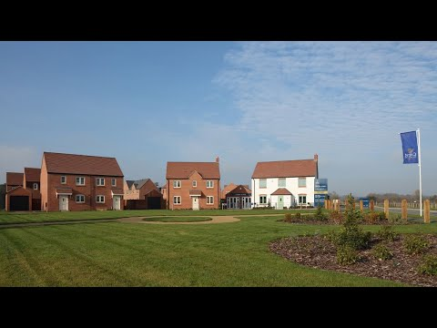 New Homes in Alrewas