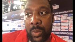 Blatche: Lebanon's 'easy, easy' comment sign of disrespect