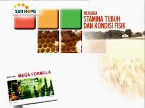 Video Cara Mengatasi Darah Rendah Dengan Mega Formula Sunhope