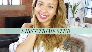 MY FIRST TRIMESTER | Samantha Maria