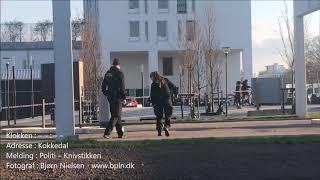 08.04.2019 – Voldsom knivstikkeri – Kokkedal