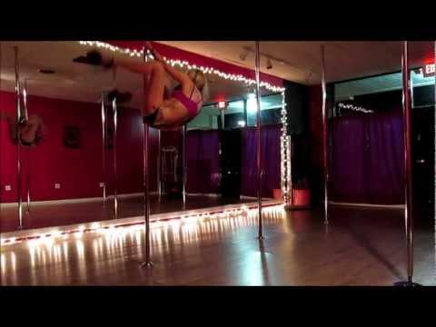 Durty White Boyz - Goin' Down (exotic dance video) dWb