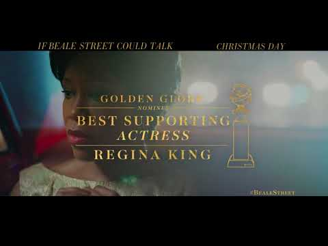If Beale Street Could Talk (TV Spot 'Golden Globes All the Way')