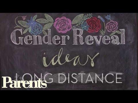 Gender Reveal Ideas for Long-Distance Surprises   Parents
