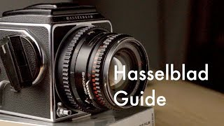 Hasselblad 500 CM Guide    Gear Guides