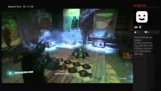 batman arkham knight port adams riddler trophies - TH-Clip