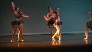 2012 Recital  - 02 - Christina Perri - Tragedy.wmv