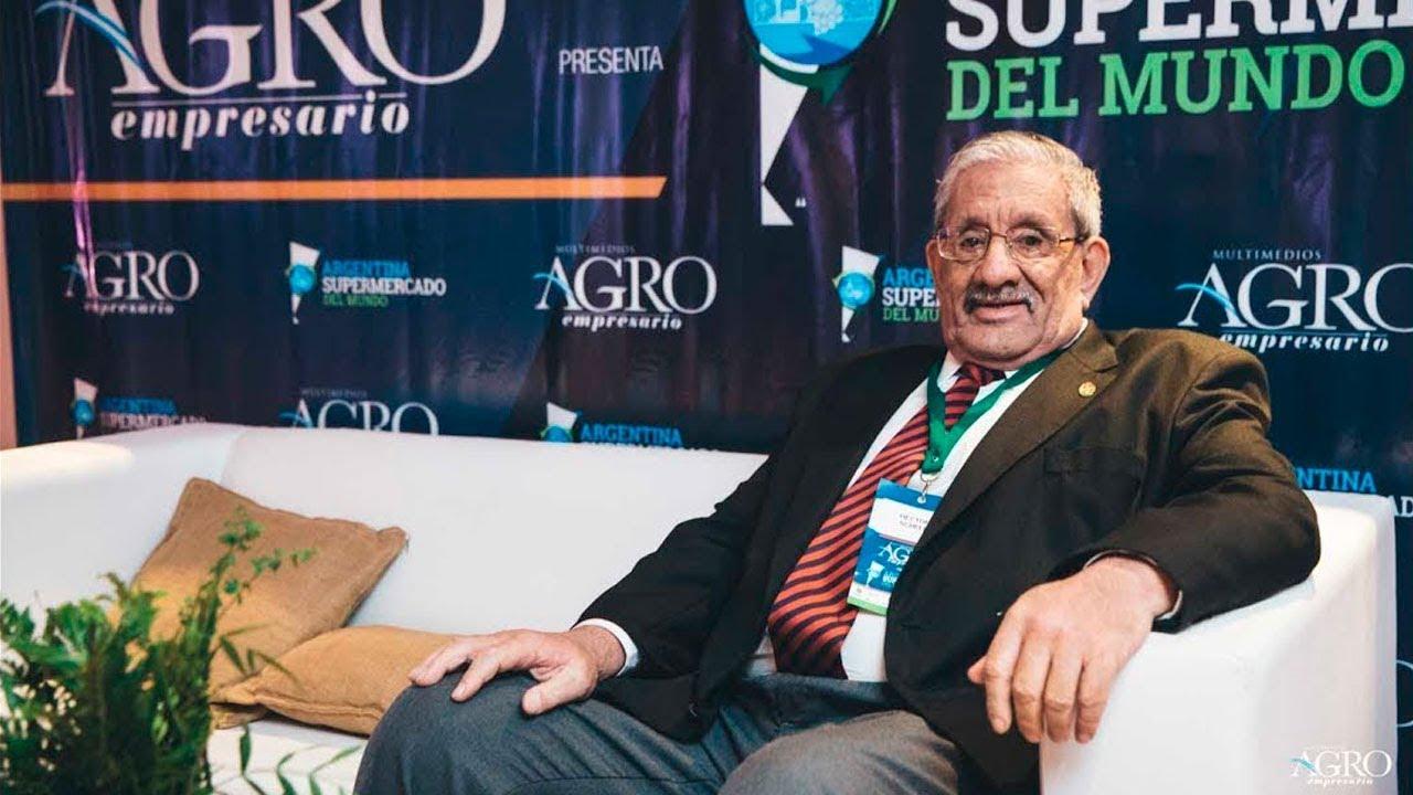 Héctor Schell - Director de Ganadería Bovina, Porcina y Avícola de Entre Ríos