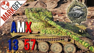 AMX 13 57 - Make Every Shot Count! - World of Tanks