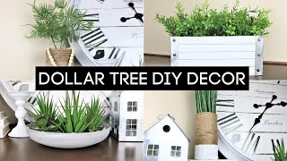 *NEW* DIY Home Decor | Dollar Tree DIYs | Easy Decor Ideas 2020