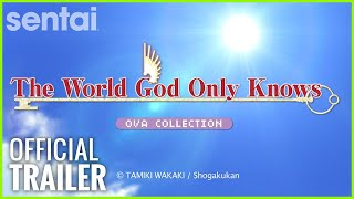 The World God Only Knows OVA | Sentai Filmworks Official Trailer