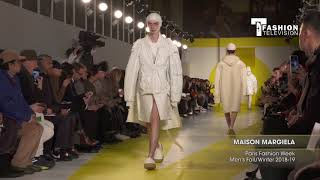 MAISON MARGIELA Paris Fashion Week Men's Fall/Winter 2018-19