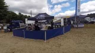 preview picture of video 'CRC Rally Montpellier Sept 14'