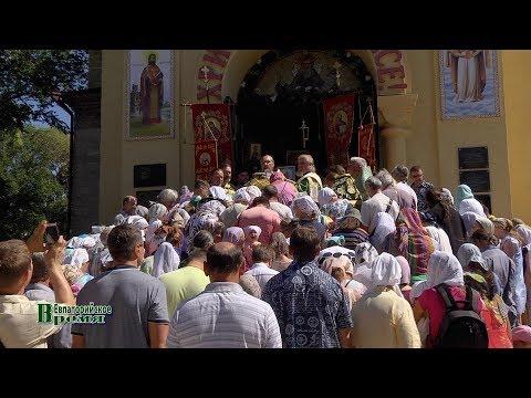 Службы в ливадийской церкви