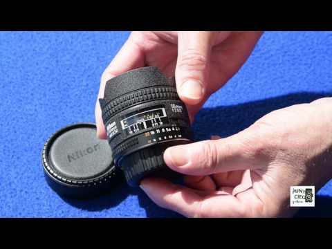 Nikkor Fisheye 16mm