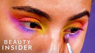 $10 vs. $80 Rainbow Eye-shadow Palette   How Much Should I Spend?