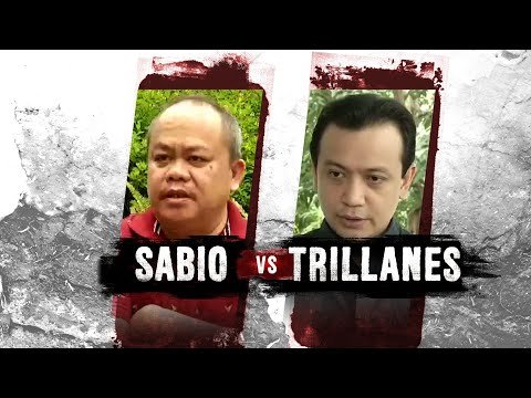 [GMA]  24 Oras: Duterte open to meeting Trillanes accuser Jude Sabio