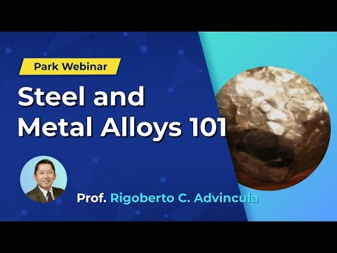 Steel and Metal Alloys