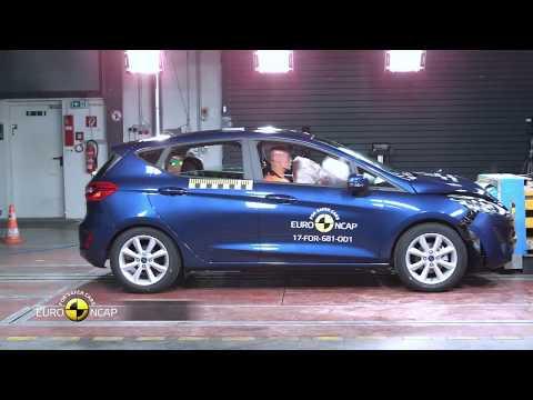 NCAP: Ford Fiesta
