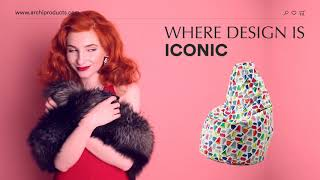 WHERE DESIGN IS ICONIC