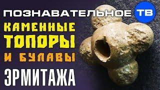 Каменные топоры и булавы Эрмитажа (Познавательное ТВ, Артём Войтенков)