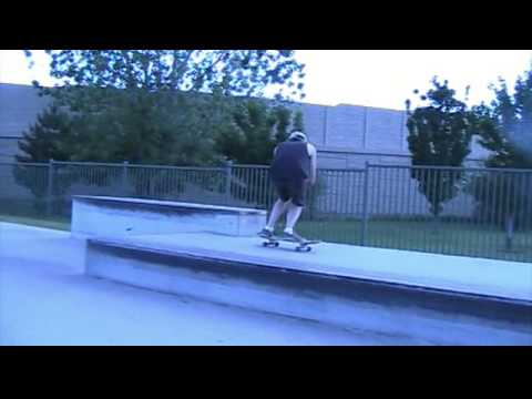 A Day at Greenwood Skate Park, American Fork UT