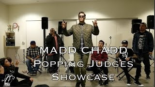 Madd Chadd | Popping Judges Feature | Battle for the Gifts Dallas| #SXSTV