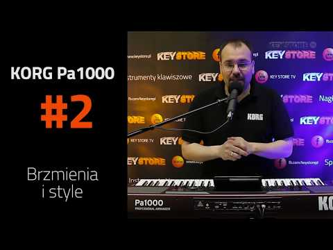 Korg Pa700 Voice FX - muzykujkropkacom - Video - 4Gswap org