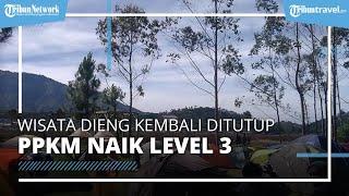 Destinasi Wisata Dieng Kembali Ditutup, Status PPKM Banjarnegara Naik ke Level 3