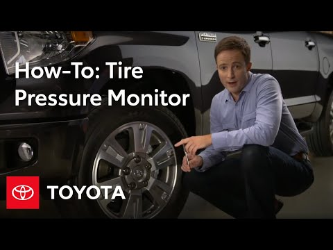 Learn About The 2014 Toyota Tundra Tire Pressure