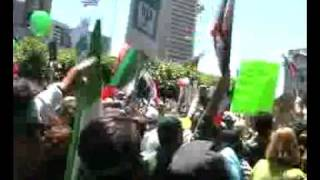 Protests for Iran in 110 Cities thumbnail