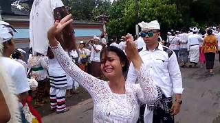 Video Dokumentasi Upacara Melasti Di Pantai Kedungu Desa Belalang Kediri Tabanan Bali Tahun 2017