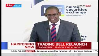 How TV broadcast change business at Nairobi Securities Exchange | TRADING BELL KENYA