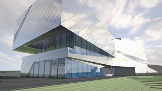 VectorWorks Architect video
