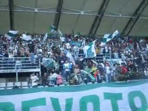 """""""Salida Los Devotos, TKO vs udion sadas, 1-3"""" Barra: Los Devotos • Club: Deportes Temuco"""