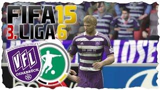 preview picture of video 'FIFA 15 SPIELERKARRIERE #006 - Chemie Halle - Liga 3 • Let's Play FIFA 15 ♥ Deutsch/German'