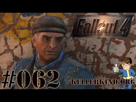 Fallout 4 #062 - Rückkehr des Silver Shroud ★ Let's Play Fallout 4 [HD|60FPS]
