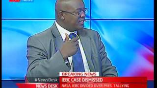 Courts dismiss IEBC