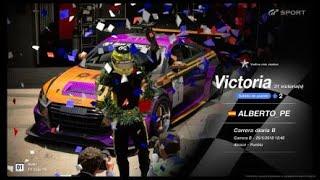🚩Gran Turismo SPORT Online🚩 Road to Trophy, Record de victorias, 31 Victorias, C.B. Audi TT Cup 16